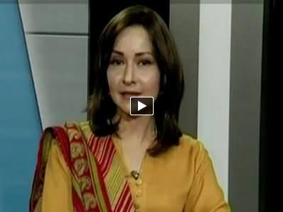 Media Azaad Hai On Express News – 25th October 2014