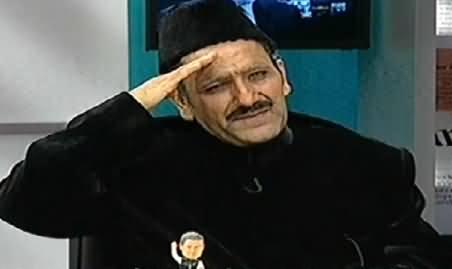 Media Azaad Hai On Express News – 26th July 2014