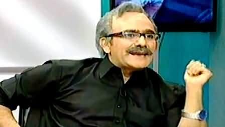Media Azaad Hai On Express News – 26th October 2014