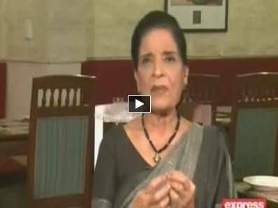 Media Azaad Hai On Express News – 27th September 2014