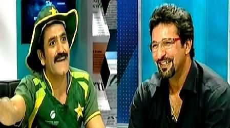 Media Azaad Hai On Express News – 9th November 2014