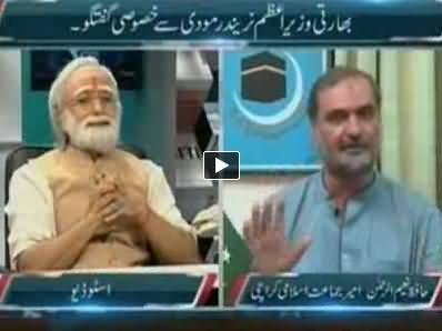 Media Azad Hai on Express News - 11th October 2014