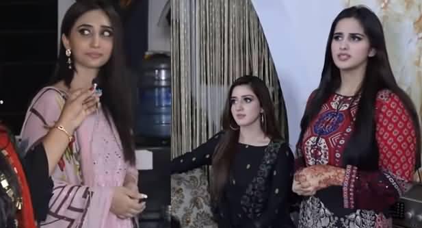 Meet Sehar Mirza, The Sister of Tiktokers Jannat Mirza And Alishba