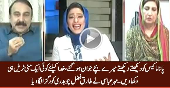 Mehar Abbasi And Asad Umar Grill Tariq Fazal Chaudhry For Not Showing Any Money Trail