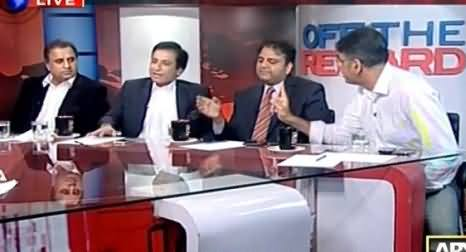 Mein Bara Dheet Hoon, Choron Ga Nahi - Heated Debate Between Asad Umar & Mohsin Ranjha