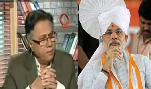 Mein Nerandra Modi Ka Mureed Banna Chahta Hoon - Hassan Nisar