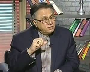 Meray Mutabiq with Hasan Nisar – 22nd September 2013