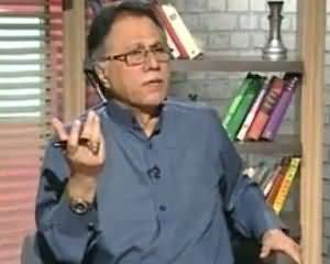 Meray Mutabiq with Hassan Nisar - 8th September 2013