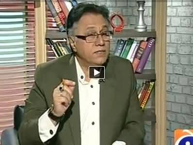 Meray Mutabiq with Hassan Nisar – 13th April 2014