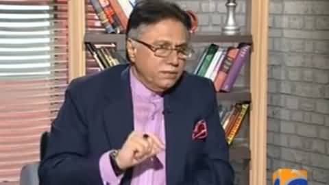 Meray Mutabiq with Hassan Nisar - 15th June 2014