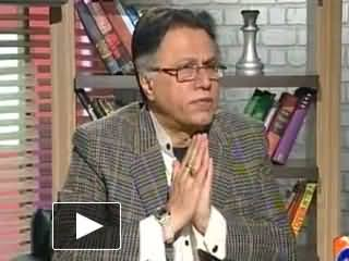 Meray Mutabiq with Hassan Nisar - 1st September 2013