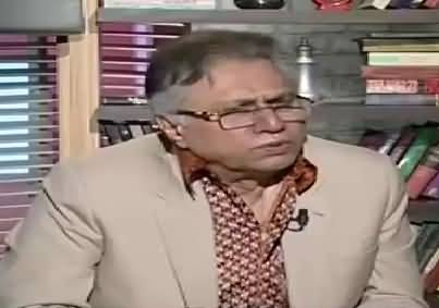 Meray Mutabiq with Hassan Nisar (Discussion on Current Issues) - 21st May 2017