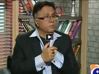 Meray Mutabiq with Hassan Nisar – 23rd March 2014