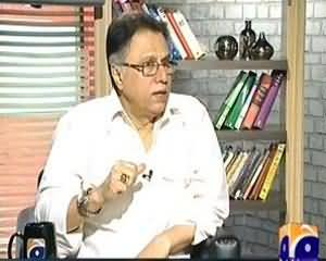 Meray Mutabiq With Hassan Nisar – 25th August 2013