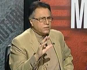Meray Mutabiq with Hassan Nisar - 28th July 2013