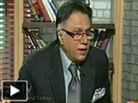 Meray Mutabiq with Hassan Nisar - 29th December 2013