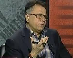 Meray Mutabiq with Hassan Nisar - 4th Aug 2013 (Contempt of Court Notice to Imran Khan)