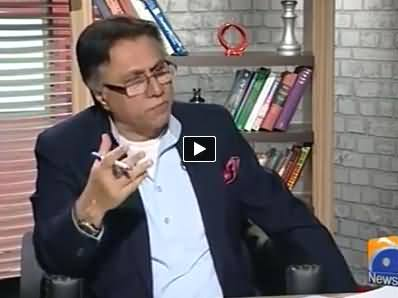 Meray Mutabiq with Hassan Nisar - 4th May 2014