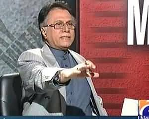 Meray Mutabiq with Hassan Nisar - 7th July 2013