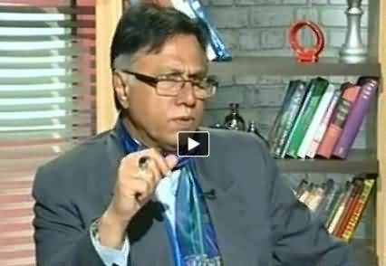 Meray Mutabiq with Hassan Nisar (Thar Mein Qehat Sali) - 9th March 2014