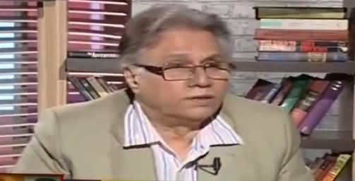 Meray Mutabiq with Hassan Nisar (Analysis on Current Issues) - 2nd April 2017