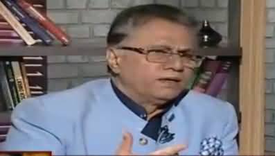 Meray Mutabiq with Hassan Nisar (Current Issues) – 12th November 2017