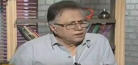 Hassan Nisar Comments on Imran Khan Statement About PMLN Supporters