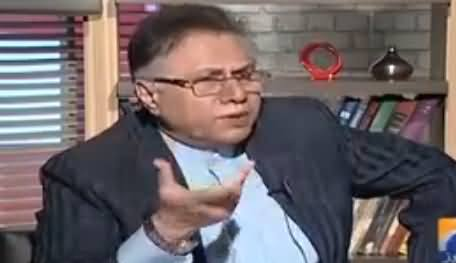 Meray Mutabiq with Hassan Nisar (Current Issues) – 24th June 2018