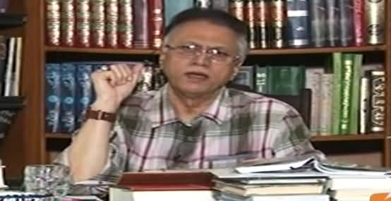 Meray Mutabiq With Hassan Nisar (Current Issues) - 4th April 2021