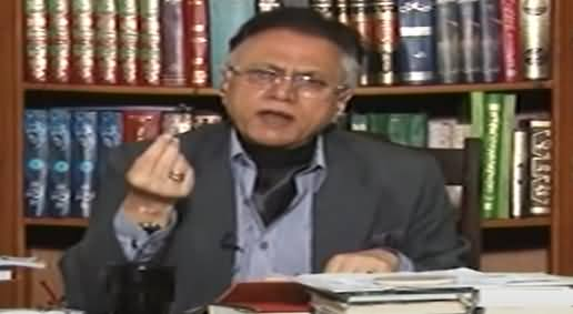Meray Mutabiq With Hassan Nisar (Current Political Issues) - 28th February 2021