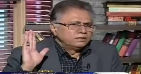 Meray Mutabiq with Hassan Nisar (Discussion on Current Issues) - 11th June 2017
