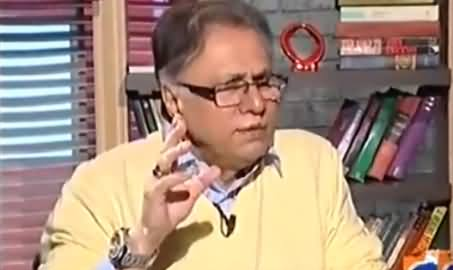 Meray Mutabiq with Hassan Nisar (Discussion on Current Issues) - 12th February 2017