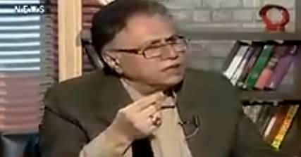Meray Mutabiq with Hassan Nisar (Discussion on Current Issues) – 15th April 2018