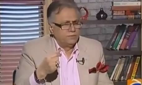 Meray Mutabiq with Hassan Nisar (Discussion on Current Issues) - 16th October 2016