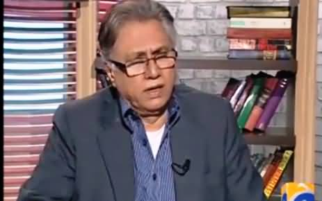 Meray Mutabiq With Hassan Nisar (Discussion on Current Issues) - 19th March 2017
