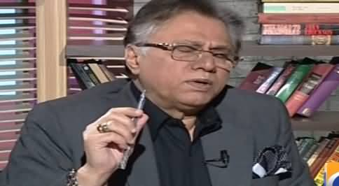 Meray Mutabiq with Hassan Nisar (Discussion on Current Issues) - 1st October 2017