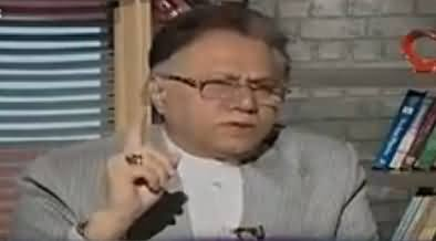Meray Mutabiq with Hassan Nisar (Discussion on Current Issues) – 20th May 2018