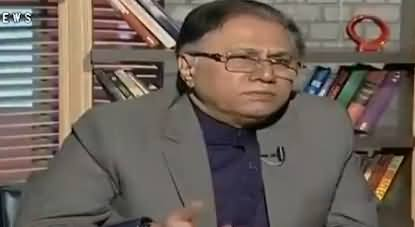 Meray Mutabiq with Hassan Nisar (Discussion on Current Issues) – 22nd April 2018