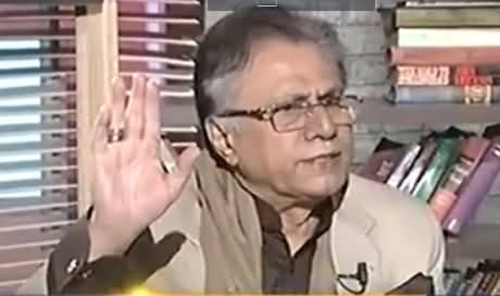 Meray Mutabiq with Hassan Nisar (Discussion on Current Issues) - 24th September 2017