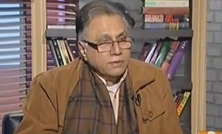 Meray Mutabiq with Hassan Nisar (Discussion on Current Issues) - 25th December 2016