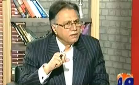Meray Mutabiq with Hassan Nisar (Discussion on Current Issues of Pakistan) - 26th October 2014