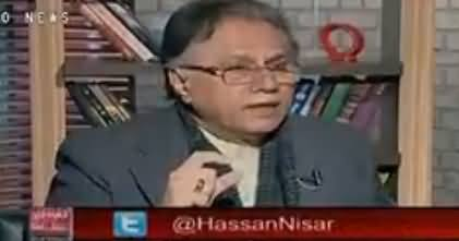 Meray Mutabiq with Hassan Nisar (Discussion on Current Issues) – 29th April 2018