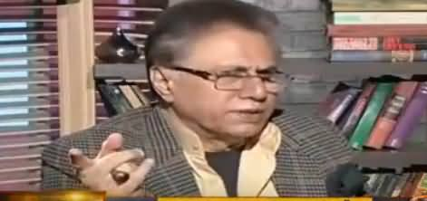 Meray Mutabiq with Hassan Nisar (Discussion on Current Issues) – 29th October 2017