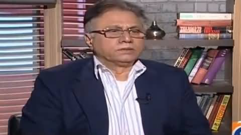 Meray Mutabiq with Hassan Nisar (Discussion on Current Issues) - 31st July 2016