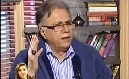 Meray Mutabiq with Hassan Nisar (Discussion on Current Issues) - 4th December 2016