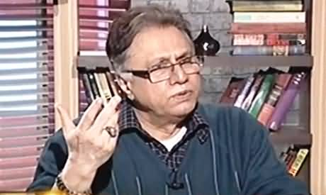 Meray Mutabiq with Hassan Nisar (Discussion on Current Issues) - 5th February 2017