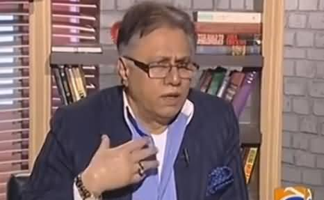 Meray Mutabiq with Hassan Nisar (Discussion on Current Issues) - 6th November 2016