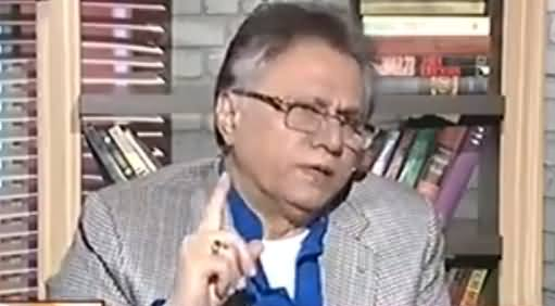 Meray Mutabiq with Hassan Nisar (Discussion on Current Issues) – 8th October 2017