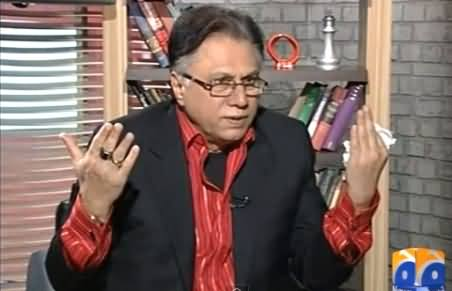 Meray Mutabiq with Hassan Nisar (Discussion on Current Issues of Pakistan) - 10th November 2014