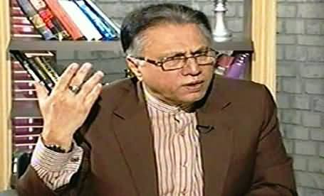 Meray Mutabiq with Hassan Nisar (Discussion on Current Issues of Pakistan) – 3rd November 2014